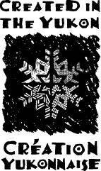 Logo pour les créations yukonnaises