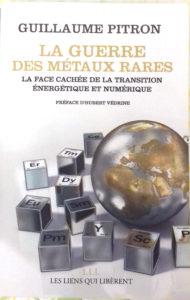 Photo de couverture de La guerre des métaux rares
